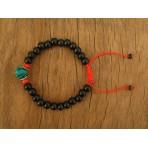 MB41 Bracelet Tibétain en Bois