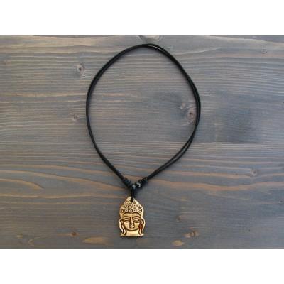 CT36 Collier Tibétain Bouddha