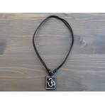CT39 Collier Tibétain Symbole Om
