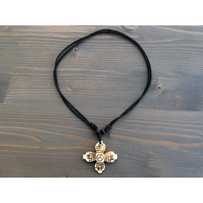 CT44 Collier Tibétain Dorje