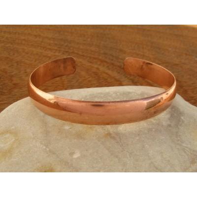 MB23 Bracelet Tibétain en Cuivre