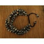 MB25 Bracelet Tibétain en Os de Buffle