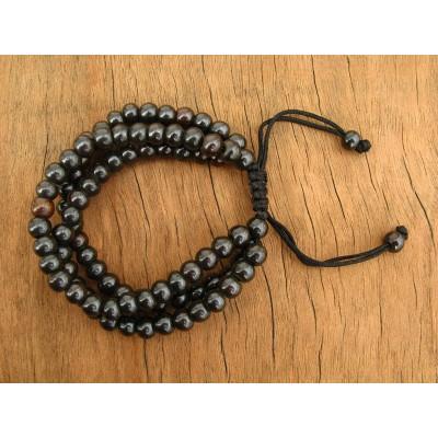 MB27 Bracelet Tibétain en Os de Buffle